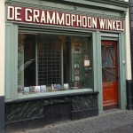 Foto voorgevel Grammophoonwinkel