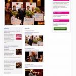 Screenshot website Vioolconcours
