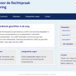 screenshot website CvdRZ
