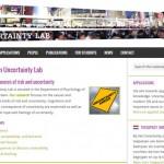 Uncertainty Lab screenshot