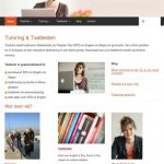 wordpress-screenshot-taaltutor